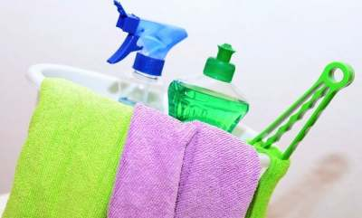 Image: Ethical guide to cleaning products