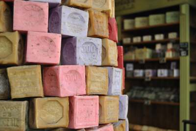 Image: soap bars