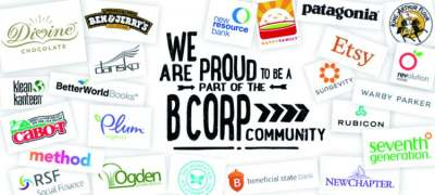 Image: B Corporation brands