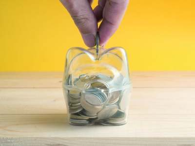 Image: Money piggy bank