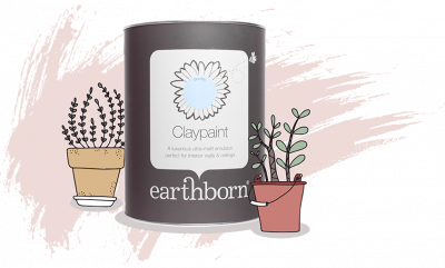 Image:  earthborn eco paint