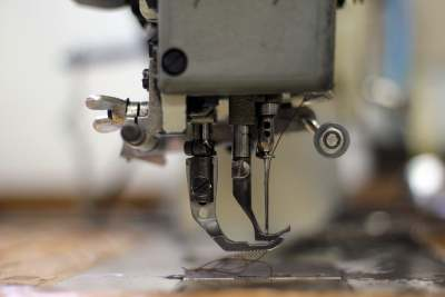 image: sewing machine leicester fast fashion