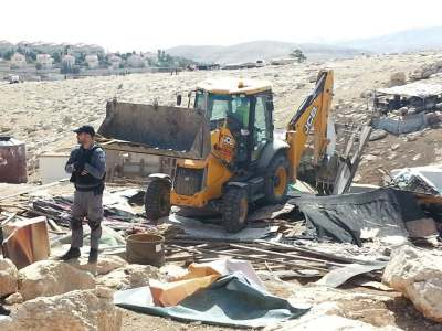 image: JCB demolitions palestine action for palestine corporate power rubble