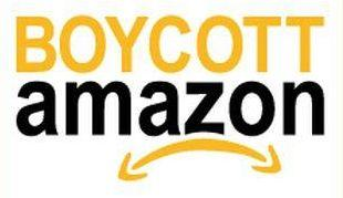 Image: Boycott Amazon tax avoidance