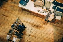 Image: Shop floor on ethical clothing guide