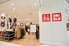 Image: Uniqlo shop front