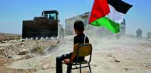 Image: Boy in Israeli illegal settlements