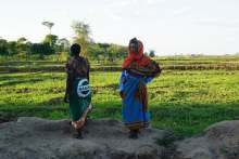 Image: kasfa female workers scheme women farmers