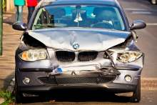 image: bmw car crash damage insurance