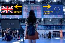 Signs pointing to Brexit one way, EU the other