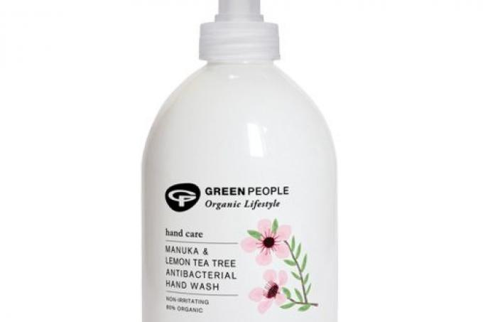 Image: Green People hand wash