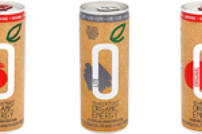Image: Scheckter's energy drinks organic