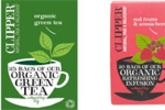 Image: Clipper Tea