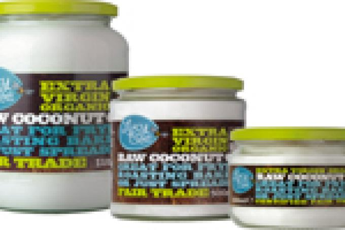 Lucy Bee planet organic coconut oil