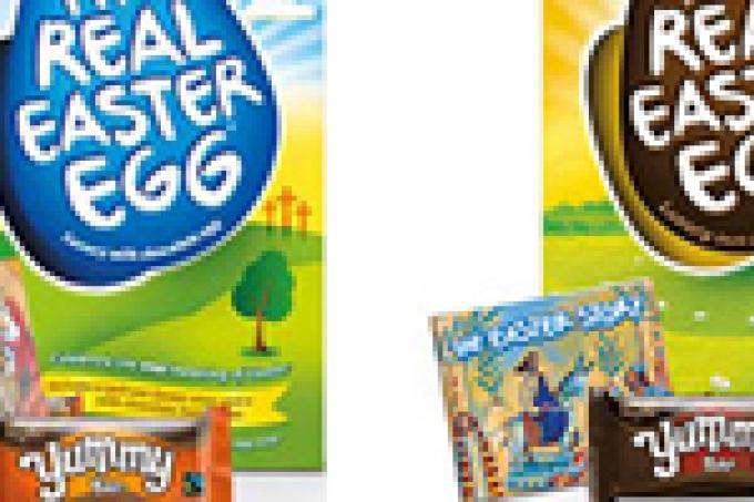 Image: Traidcraft Real Easter Egg Fairtrade