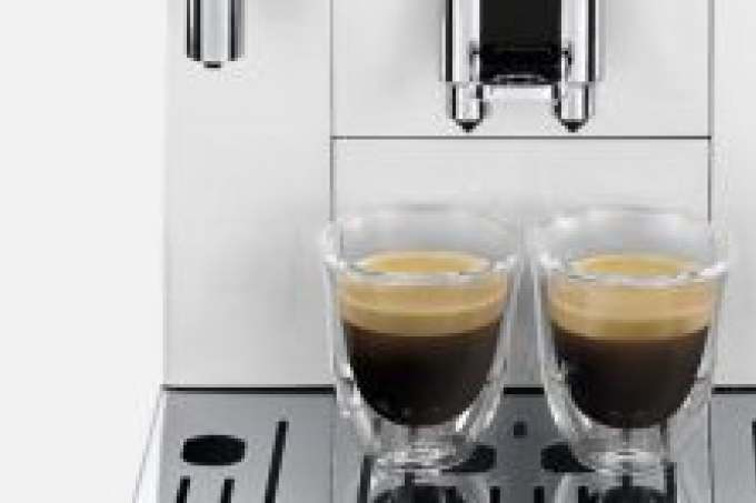 Image: john lewis two espressos on bean to cup machine for ethical consumer coffee maker guide