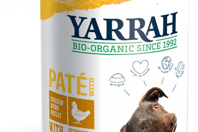 image: can of yarrah dog food