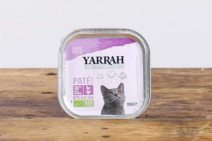 image: yarrah ethical cat food