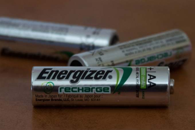 Image: three energizer batteries