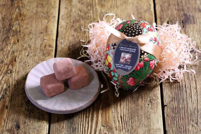 Image: booja booja luxury easter egg ethical easter