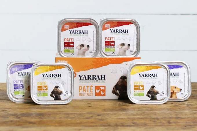 image: yarrah ethical dog food