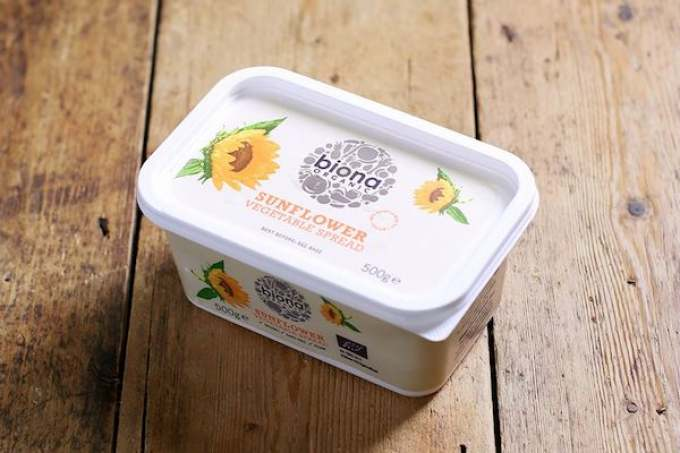 image: biona sunflower spread