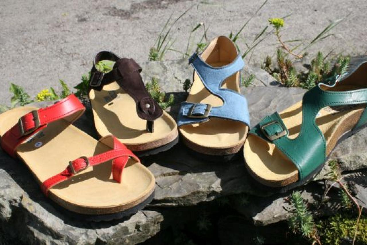 Image: Ethical WARES sandals