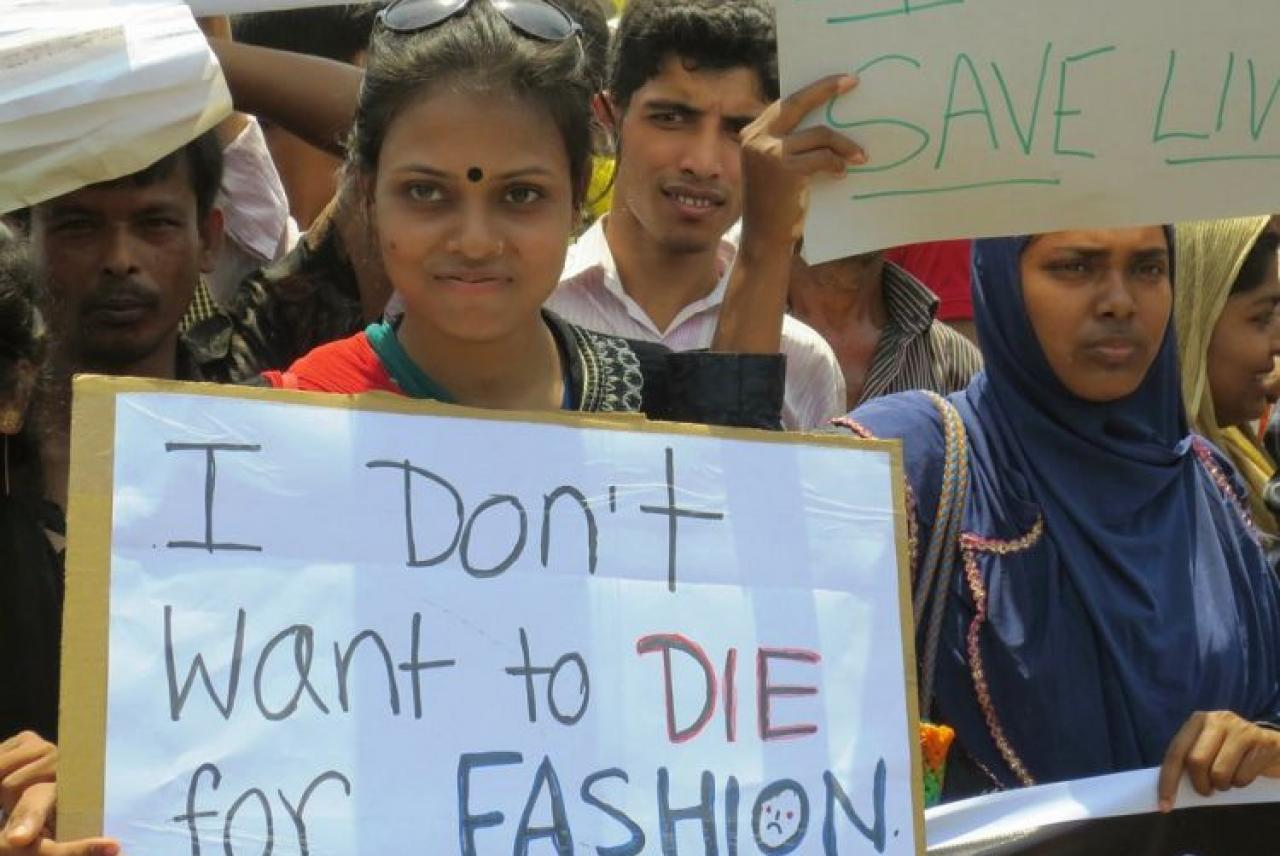 Image: Rana Plaza disaster