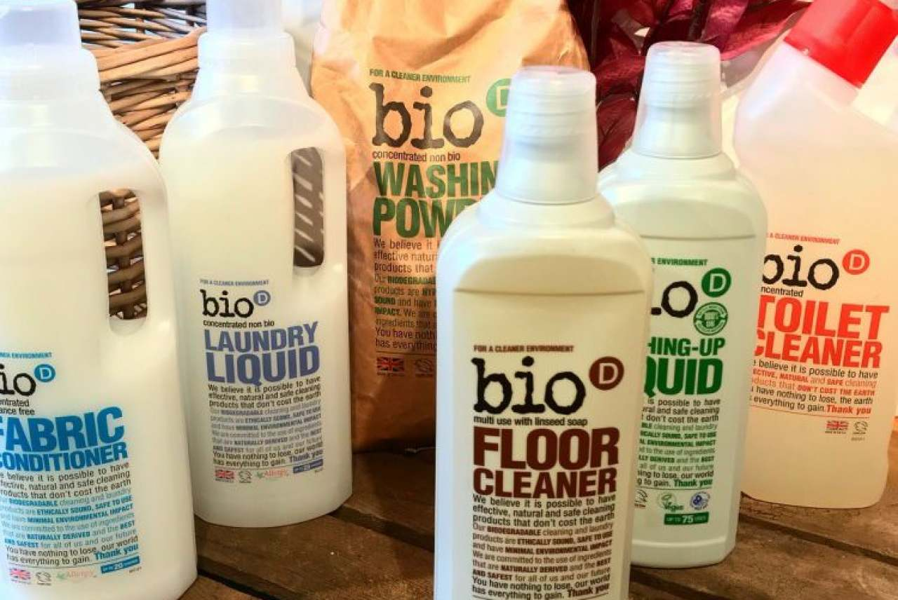 Image: products of Bio-D