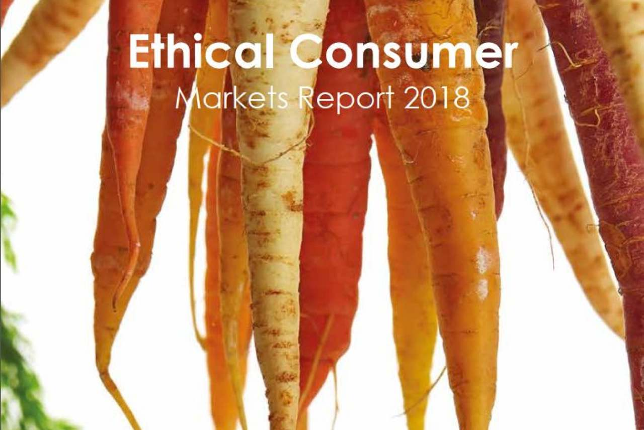 Image: Ethical Consumer Markets Report 2018