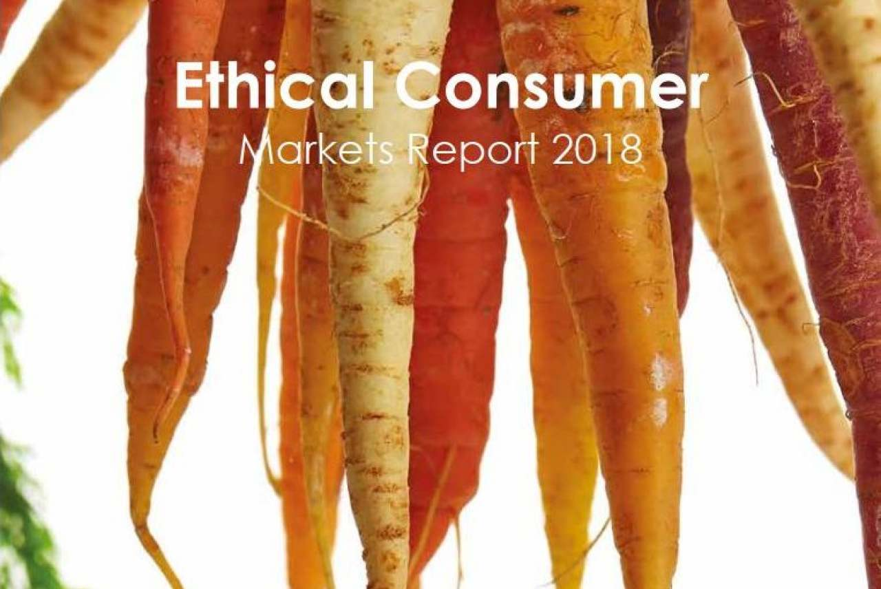 UK Ethical Consumer Markets Report | Ethical Consumer