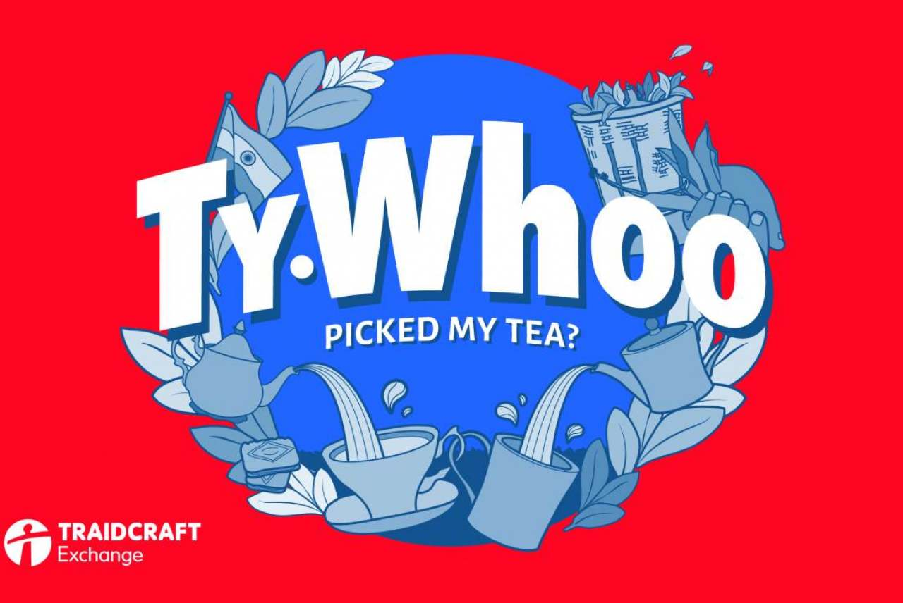graphic: ty whoo picked my tea campaign