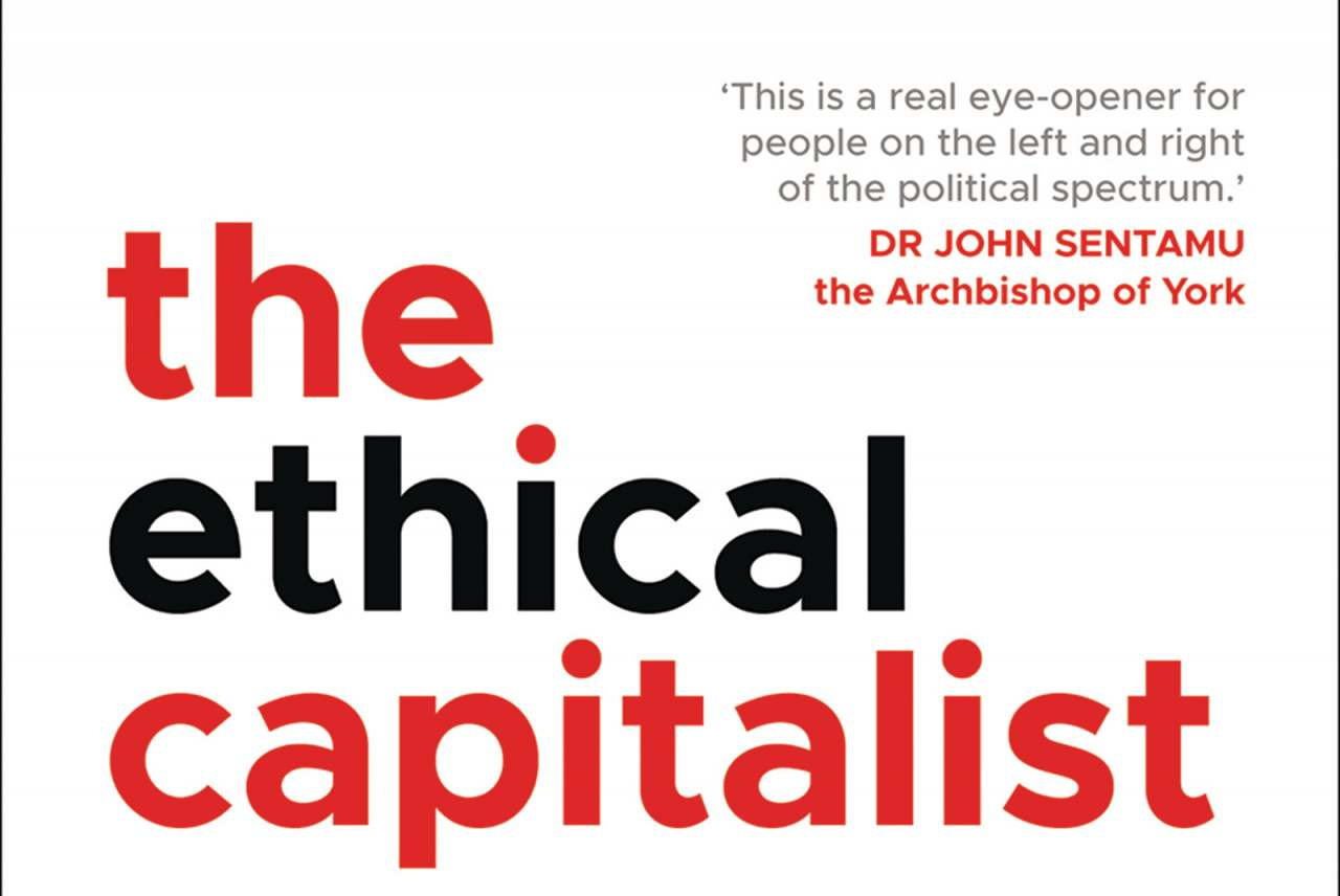image: cover of ethical capitalist book richer sounds