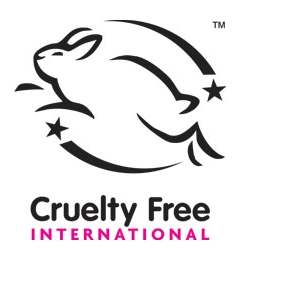 Logo: Cruelty Free International Logo