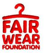 Logo: Fair Wear Foundation