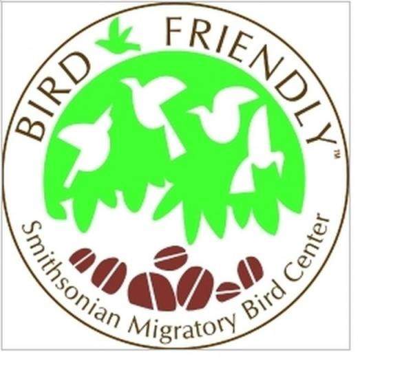 Image: Bird-Friendly coffee certification