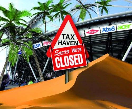 Image: tax havens