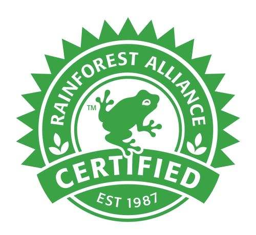 Logos: Rainforest Alliance
