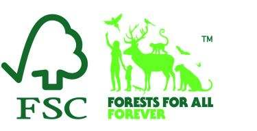 Image: what does the FSC logo green tick mean