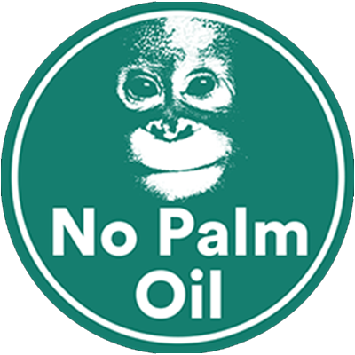 Iceland No Palm Oil Label