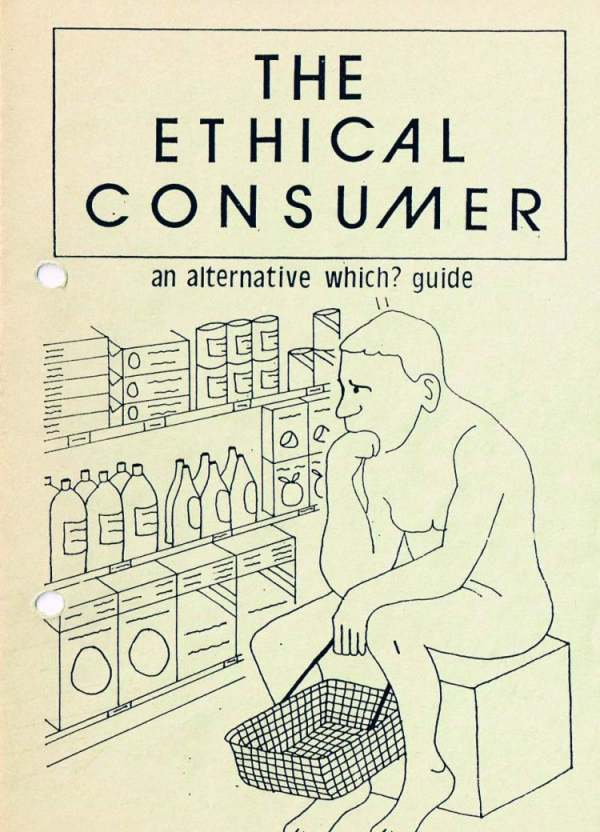 Image: ethical consumer first flyer