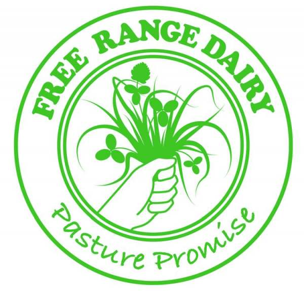 logo: pasture promise ethical milk standard label