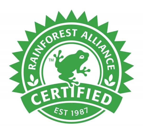 logo: rainforest alliance
